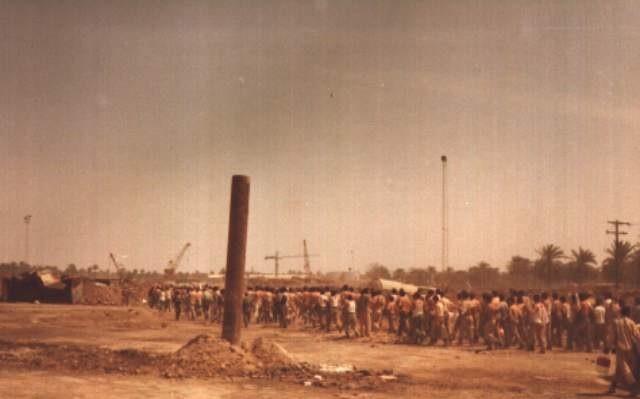 تصویر از وقتی پی. ام. پی همراه رزمندهها منفجر شد