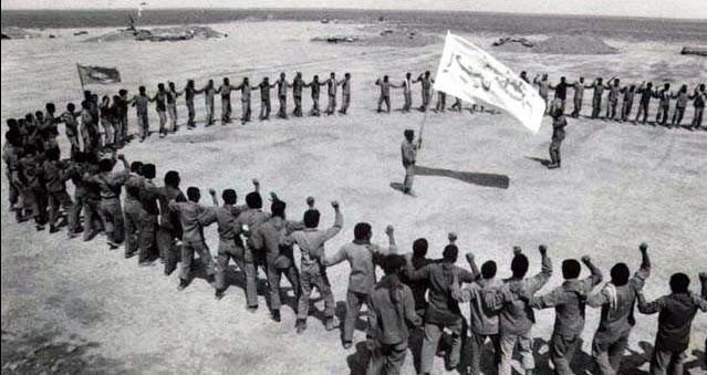 تصویر از سبک و سیاق محرم در جبهه