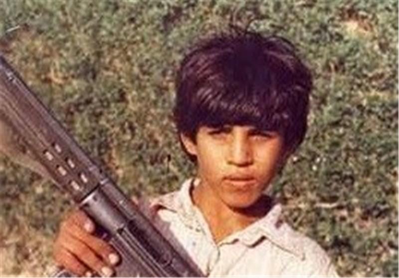 تصویر از شهید بهنام محمدی در «دا»