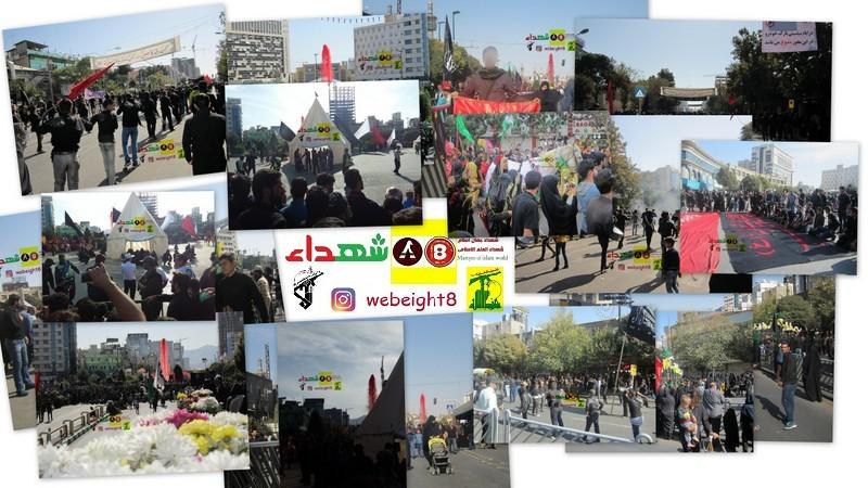 تصویر از تصاویر روز عاشورای ۱۳۹۵ مشهد مقدس