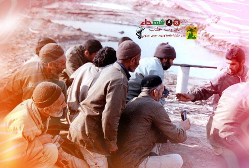 تصویر از اللهم ارزقنا ترکشاً ریزاً