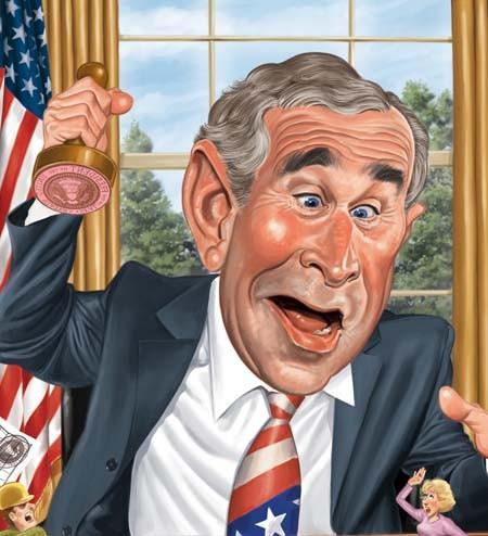 تصویر از بوش آمد