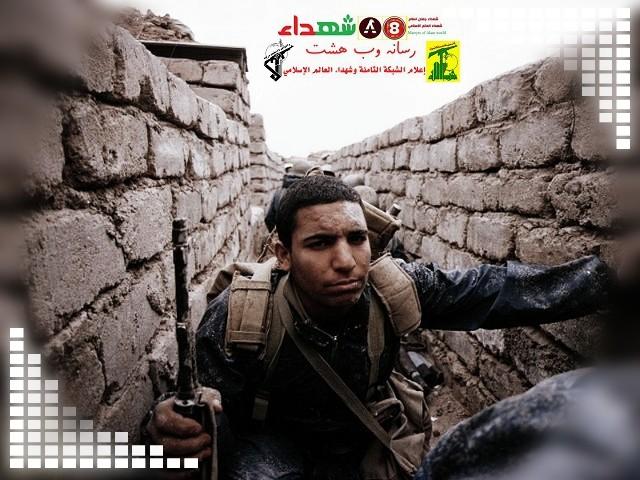 تصویر از داماد صدام