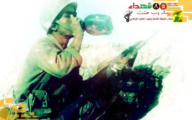 تصویر از شربت پیروزی / ذوالفقار هم شهید شد
