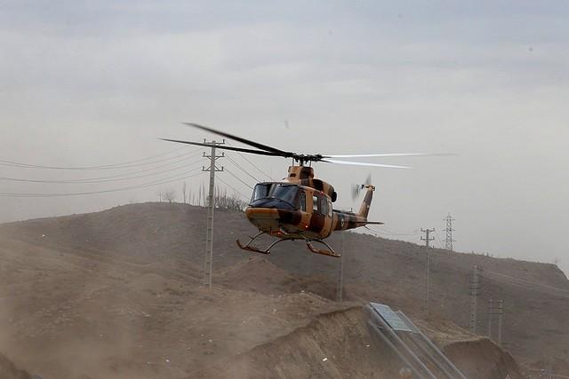 تصویر از فداکاری یک نوجوان رزمنده برای خلبان عراقی