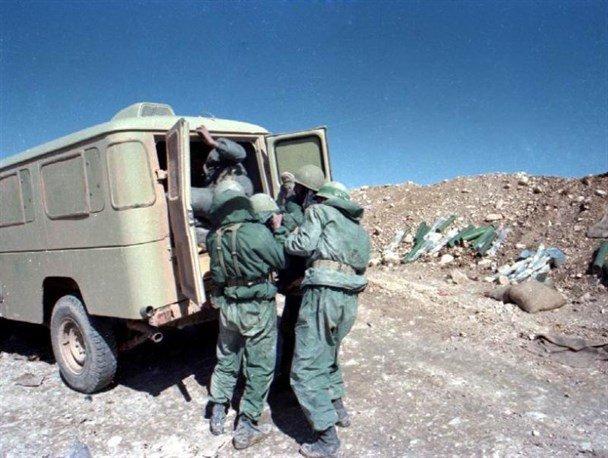 تصویر از یک ماموریت ویژه