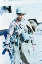 تصویر از محمدرضا تک فرزند خانواده بود