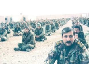 تصویر از بازخوانی جنایت اسرای بعثی در اردوگاه گرگان