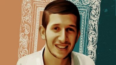 تصویر از شهید مصطفی مازح
