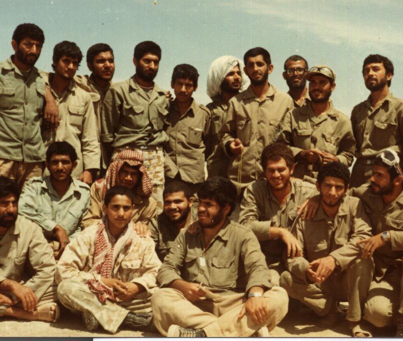 تصویر از وساطت پدر شهید دزفولی