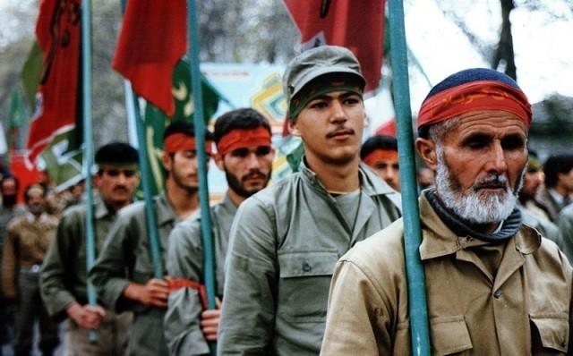 تصویر از نسخههای جبههای حاجی فیروز!