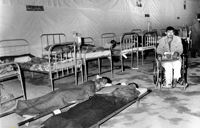 تصویر از در بیمارستان آبادان چه گذشت