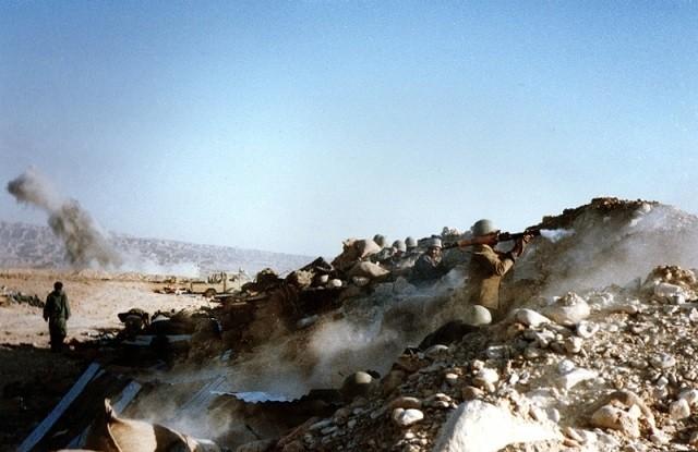 تصویر از حقوق بشر در حمله عراق به بستان کجا بود؟!