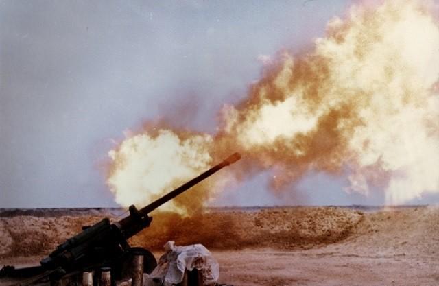 تصویر از گزیده ای از خاطرات رهبر از جنگ تحمیلی
