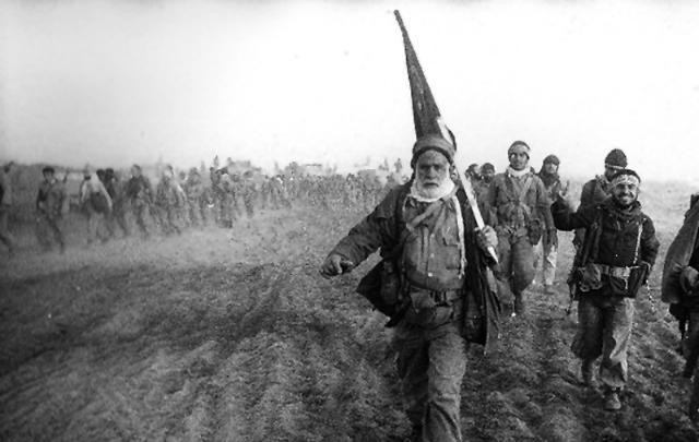 تصویر از نوروز در جبهه ها