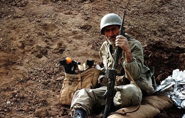 تصویر از وقتی عراقیها محاصره شدند