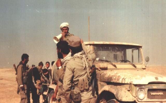 تصویر از اولین شهیدی که دیدم