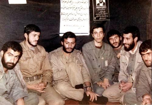 تصویر از وقتی حاج همت به هیچ صراطی مستقیم نبود