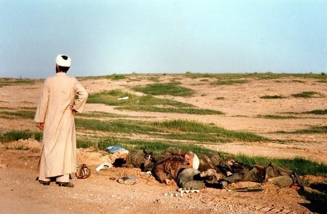 تصویر از خوزستان سرزمین پاک شهدا
