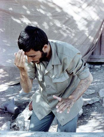 تصویر از خاطراتی از شهید همت
