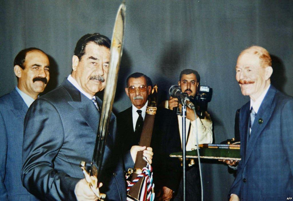 تصویر از روایت خلبان بعثی از کمک کشورهای اروپایی به صدام