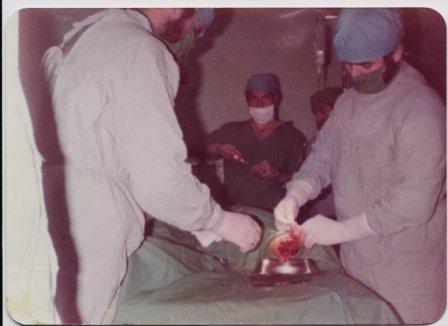 تصویر از جراحی ۶۶۰ فک در دو عملیات