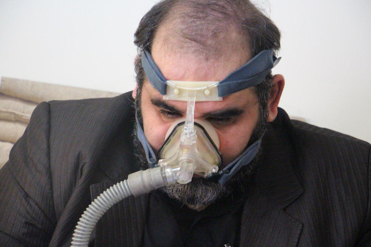 تصویر از نوروزی برای نُه شهید و یک جانباز
