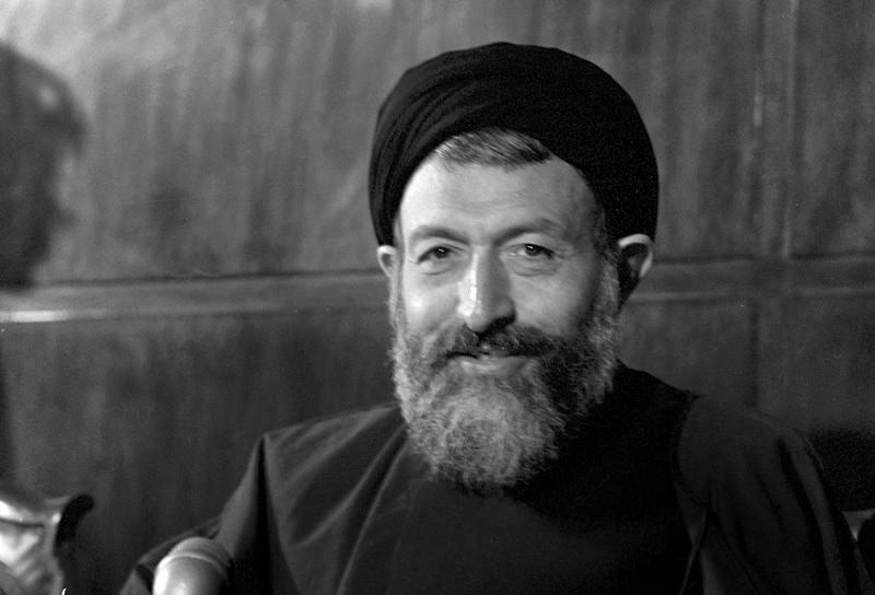 تصویر از آخرین جمله شهید بهشتی
