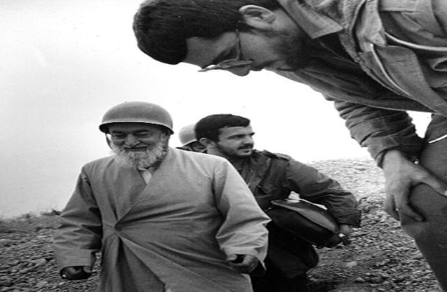 تصویر از بوی خرمشهر