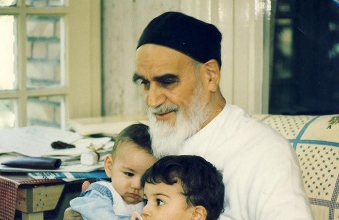تصویر از خاطره یک اسیر عراقی در مورد امام خمینی(ره)