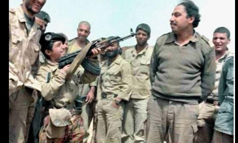 تصویر از یازده یادداشت از یک اسیر عراقی(۳)