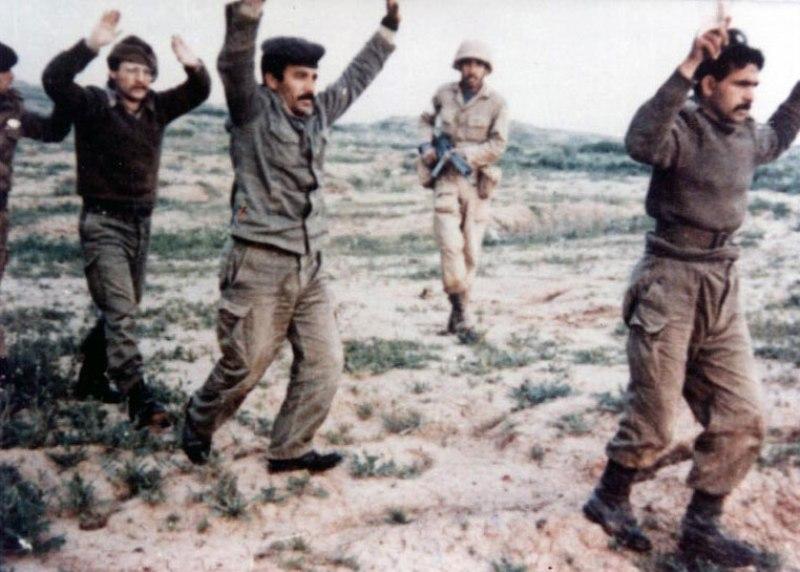 تصویر از یازده یادداشت از یک اسیر عراقی(۱)