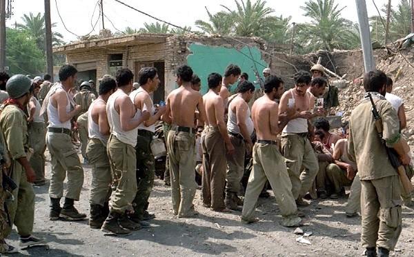 تصویر از یازده یادداشت از یک اسیر عراقی(۵)