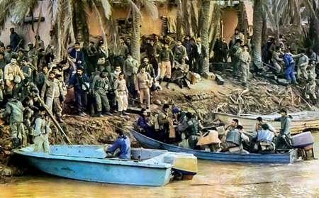 تصویر از خاطرات عملیات والفجر۸