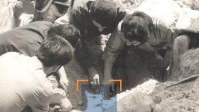 تصویر از آسمان زیر خاک: خاطراتی از عملیات تفحص شهدا + خرید